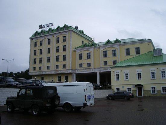 Hotel Batashev: Фасад гостиницы