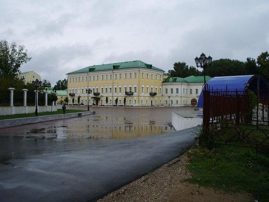 Hotel Batashev: Музей рядом с гостиницей