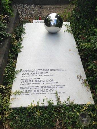 Vyšehrad : National cemetery