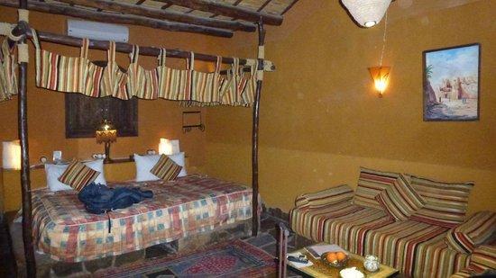 Kasbah Hotel Xaluca Arfoud: Habitación