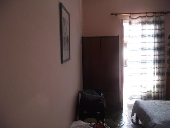 Paradise Hotel - Alonissos: My Room