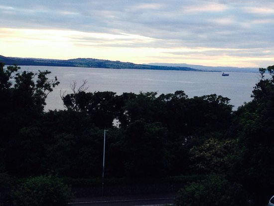 The Queensferry Hotel : Room with a view