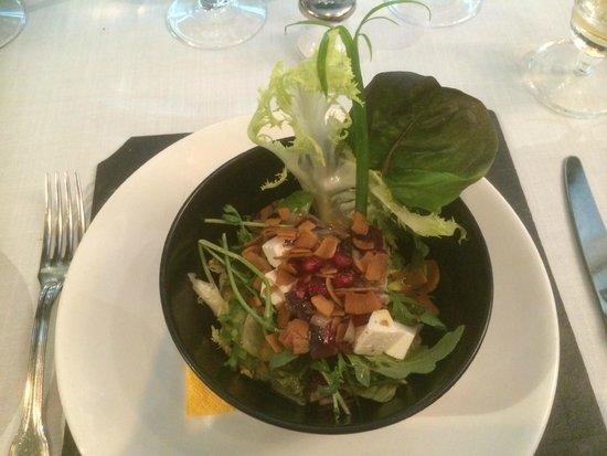 Viridiana : Esta salada estava simplesmente MARAVILHOSA!
