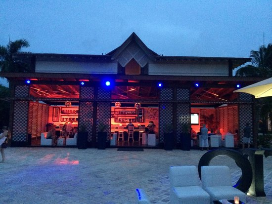 IFA Villas Bavaro Resort & Spa: Chill out bar
