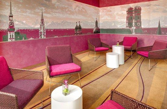 慕尼黑喜來登阿拉貝拉公園飯店