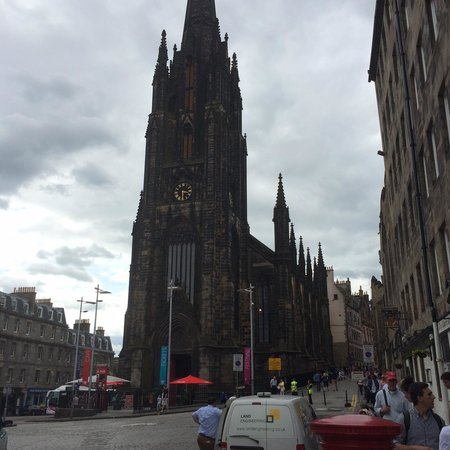 Milla Real: Royal mile- st Giles