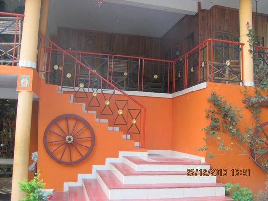 Periyar Seven Hills Homestay : Front side
