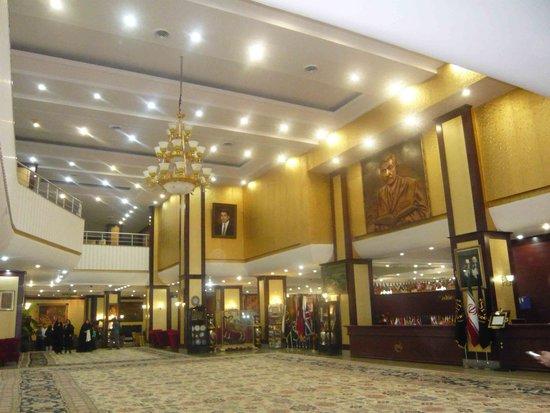 Shahryar International Hotel Tabriz: Lobby