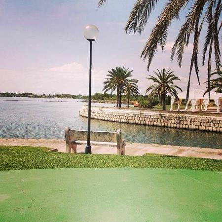 BelleVue Club: sunbed view