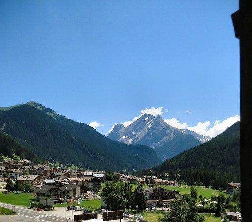 Wellness Hotel Lupo Bianco: panorama