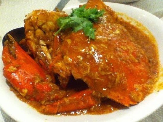Jumbo Seafood : チリクラブ!