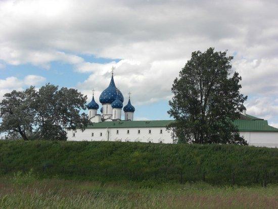 Kremlyovskiy Hotel: Le Kremlin de Suzdal