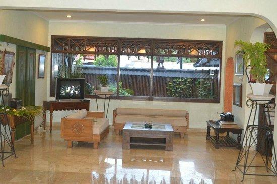 Dusun Jogja Village Inn : lounge