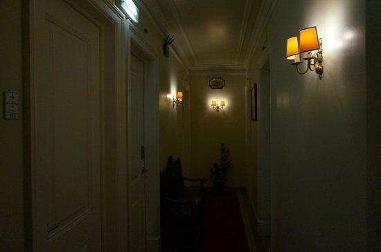 Hotel Dom Sancho I: Hotel interior halway