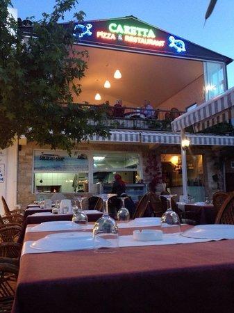 Caretta Pizza Restaurant : Great