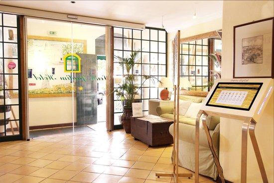 Loule Jardim Hotel : Reception