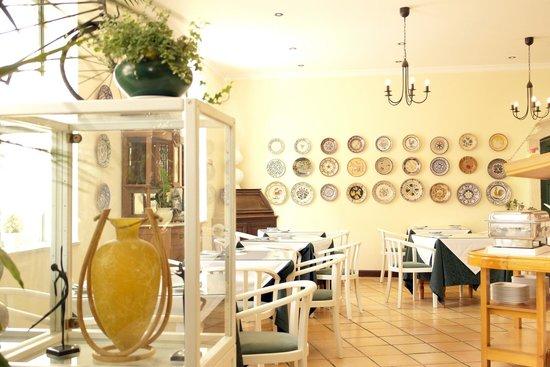 Loule Jardim Hotel : Breakfast Area