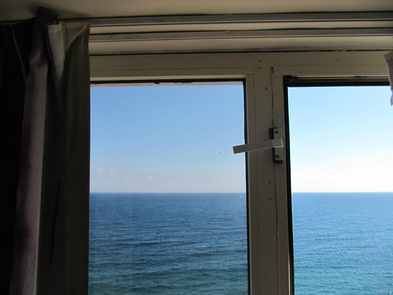 Diplomat Hotel Malta : Fensterfront