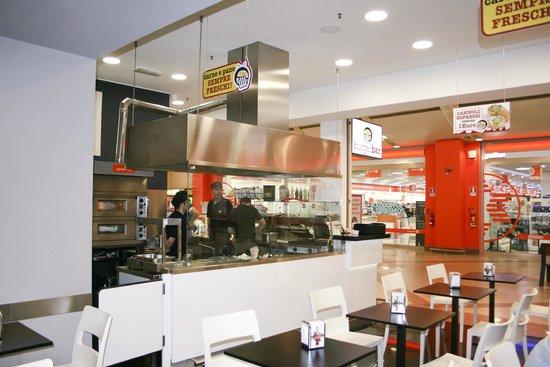 Burgerbar : location
