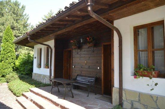 Hotel Izvora : Nice architecture