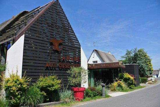 La Mare aux Oiseaux : l hotel restaurant