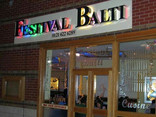 Festival Balti: Arcadian centre