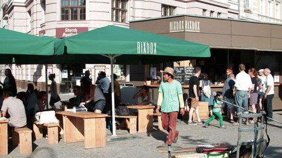 Rixbox Espresso & Streetfood
