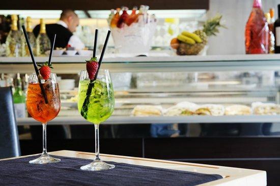 Twentyone Hotel : bar