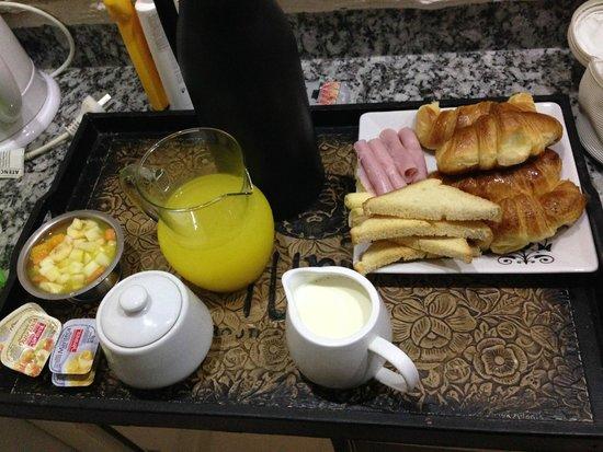 Tupa Hotel Boutique : breakfast