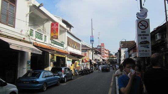 Jonker Street : 街景2