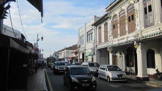 Jonker Street: 街景1