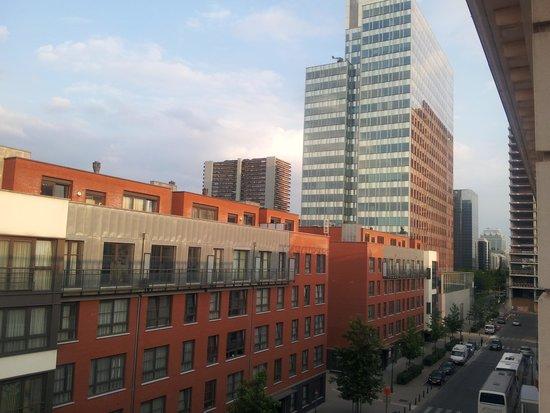 Husa President Park: Aussicht aus dem 4.Stock