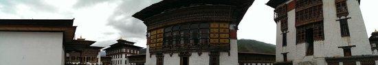 Punakha Dzong: Unique identity