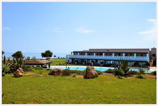 Cavo Spada Luxury Resort & Spa: Suite avec accès piscine