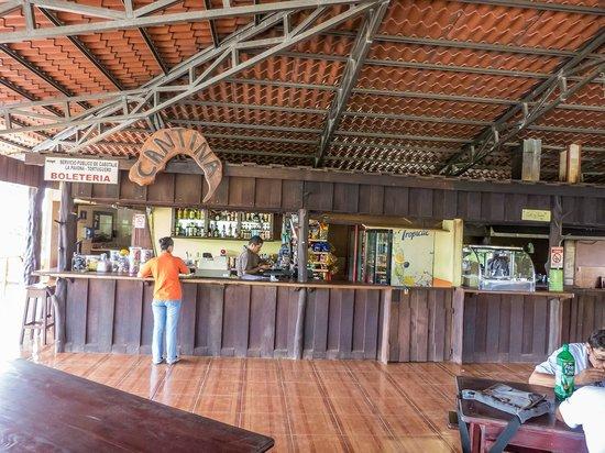 Cabinas El Icaco Tortuguero: Rancho La Pavona