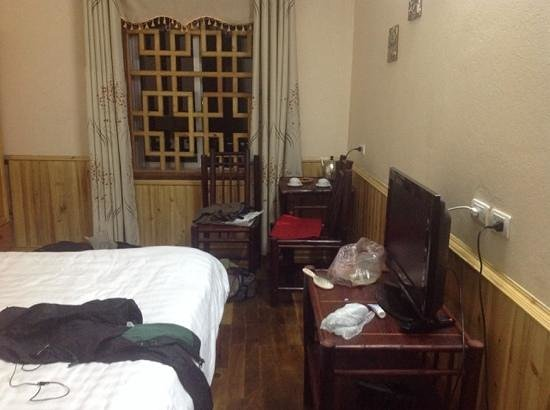 Sapa Cozy 2 Hotel : Nicely furnished and cosy room