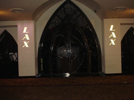 Luxor Las Vegas: LAX nightclub