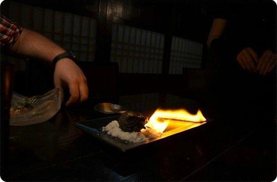 """NINJA AKASAKA: One of the """"ten dishes"""""""
