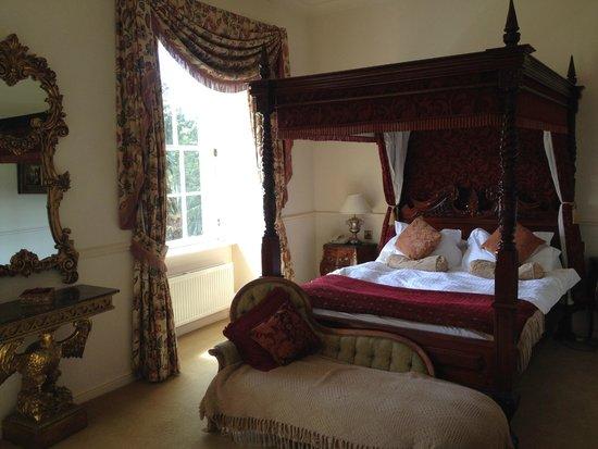 Melville Castle: Room 207
