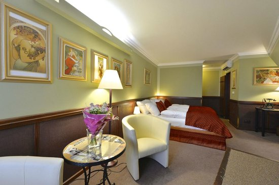 Hotel Hastal Prague Old Town: Classic Double Room