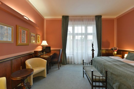 Hotel Hastal Prague Old Town: Deluxe Double Room