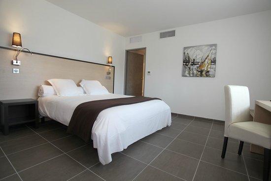 Hotel les Pielettes: chambre double