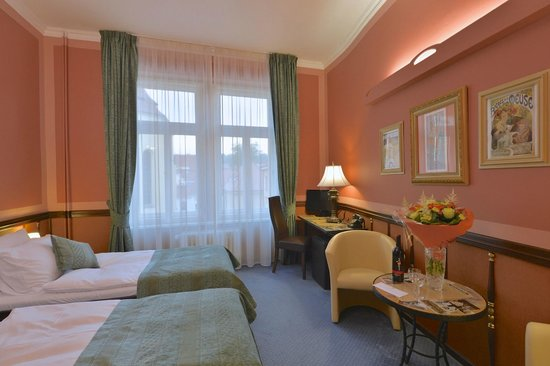 Hotel Hastal Prague Old Town: Deluxe Twin Room