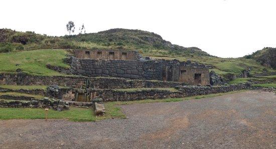 Tambomachay: empty place