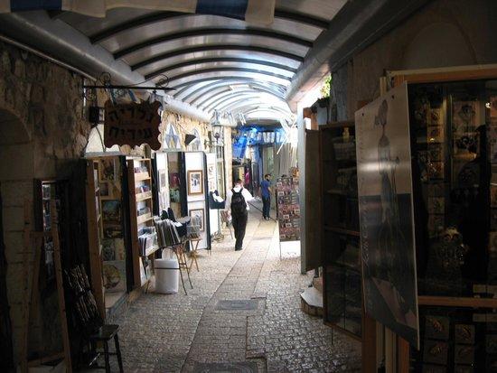Ruth Rimonim Safed: Artist Colony