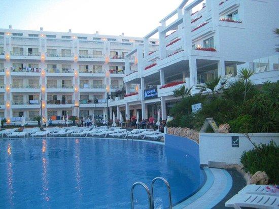 Aqua Hotel Aquamarina & Spa: Отель