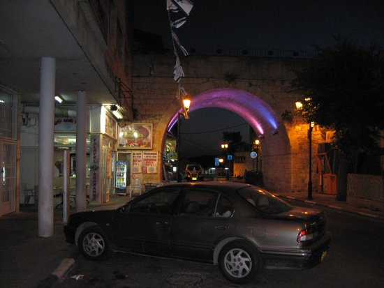 Ruth Rimonim Safed: Business District