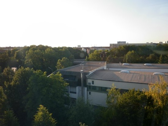 Mercure Hotel Munchen Ost-Messe : View from the room