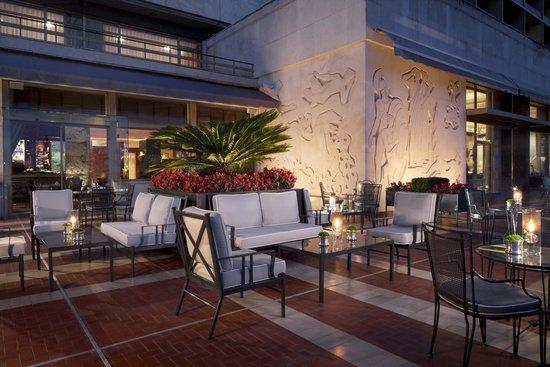 Four Seasons Hotel Ritz Lisbon: Ritz Bar Terrace