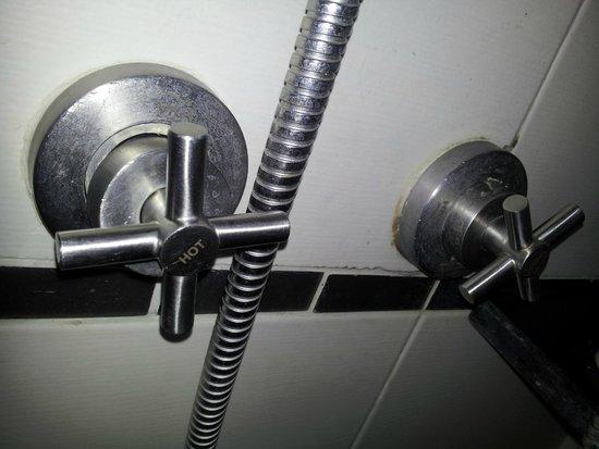 At Mind Executive Suites: Terrible taps